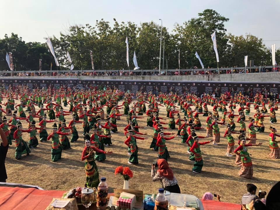Bojonegoro Thengul International Folklore Festival