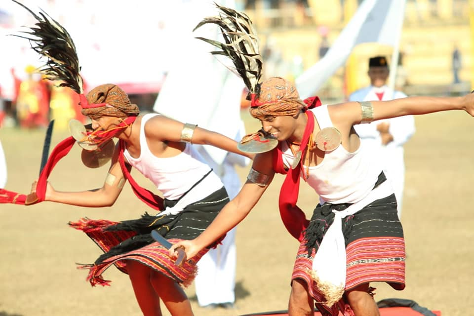 Polewali Mandar International Folk & Art Festival