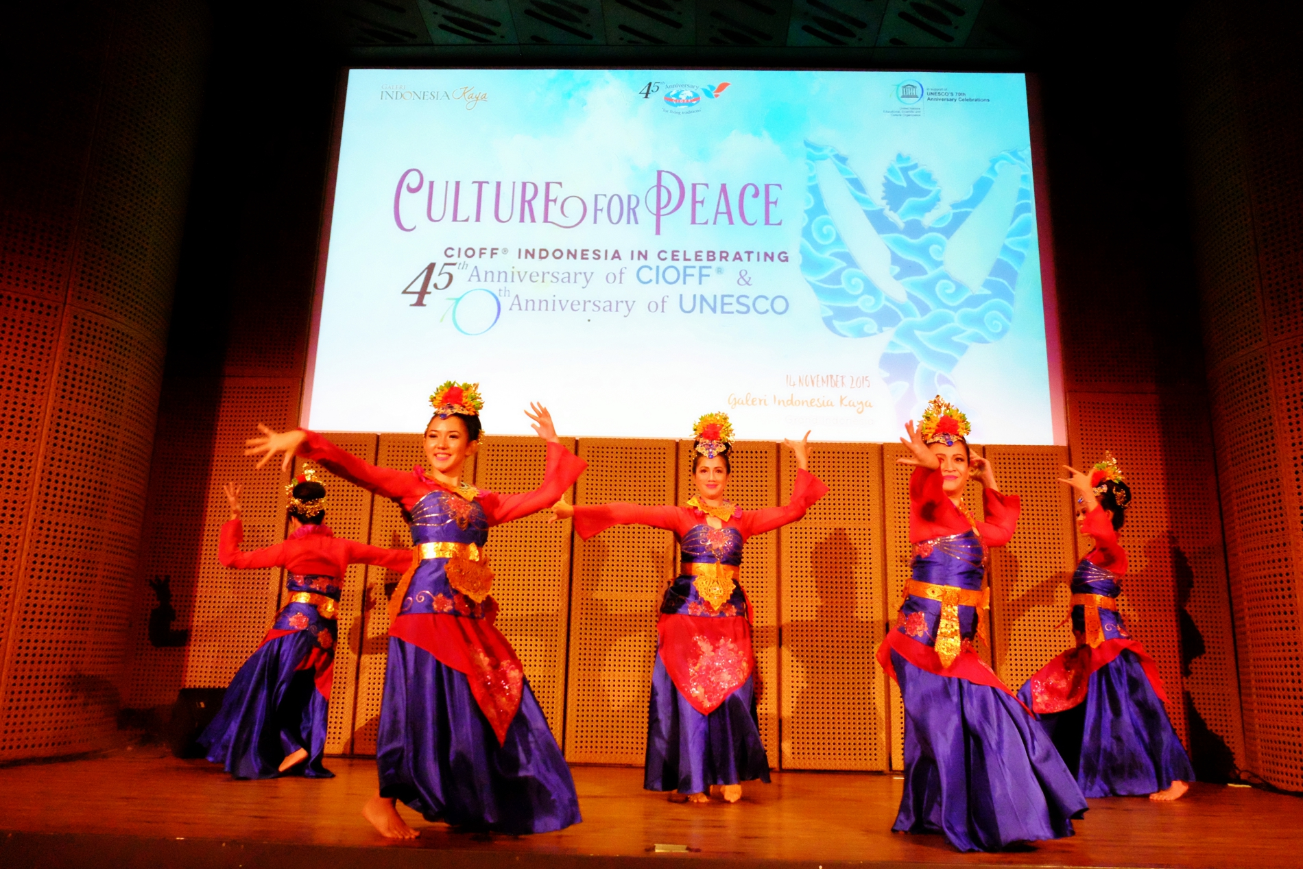 Culture for Peace